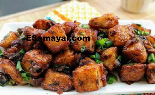 ராகி உருளைக்கிழங்கு கபாப் செய்வது | Ragi Potato Kabapu Recipe !