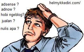 Pikiran ngeblog gak jelas