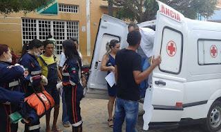 Criança envolvida em acidente em Cuité tem pé amputado