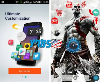 Cara Merubah Tema Android Menjadi Lebih Keren