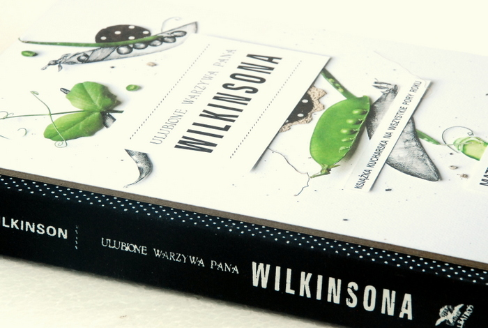Piękna oprawa książki z widocznym kartonowym brzegiem