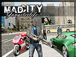 Games MOD Mad City 2 Gangster Life Unlimited Money/Ammo Terbaru