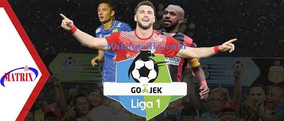 Cara Beli Paket Gojek Liga 1 2018
