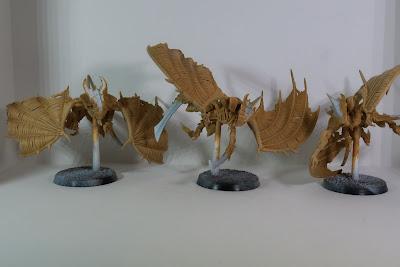 Tyranid Shrikes (WIP)