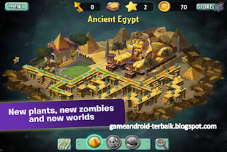 Game Android Terbaik Plants vs. Zombies 2 It's About Time
