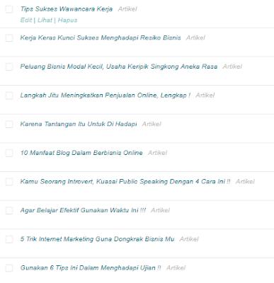 cara daftar google adsense blogspot