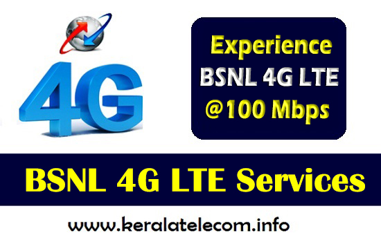BSNL management committee has approved rollout of 4G LTE services in 14 telecom circles on revenue sharing model