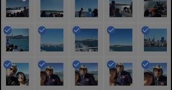 how to delete photos in google photos