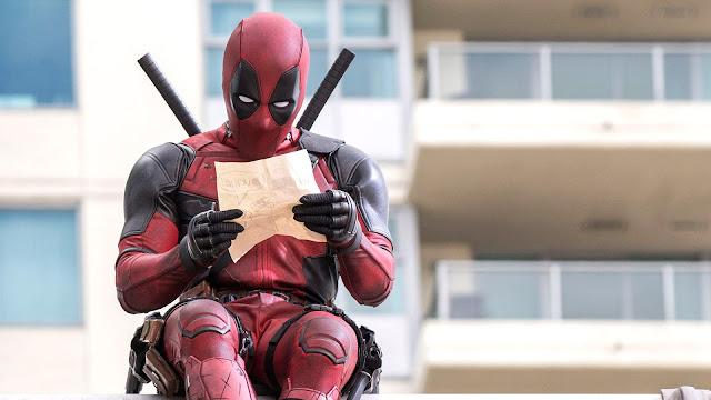 Deadpool lidera bilheteria nacional