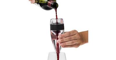 Blog vin Beaux-Vins accessoires winelover aérateur dégustation oenologie
