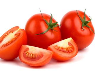 Masker Tomat untuk Kulit Berjerawat
