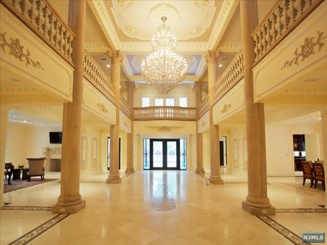 Mansions Amp More Newly Built New Jersey Mega Mansion