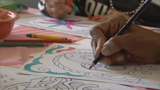 adult coloring books sold in stores