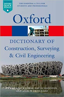 Dictionary Construction, Surveying Civil Engineering