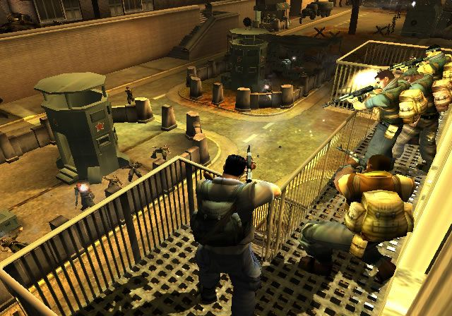 free download full pc games 2011 freedom fighters