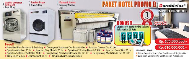 PROMO-PAKET-HOTEL-B-1 KREDIT PAKET LAUNDRY HOTEL