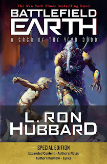 """The Classic Science Fiction Novel """"Battlefield Earth"""" Is Now Available To Download on Kindle for 99 Cents!"""