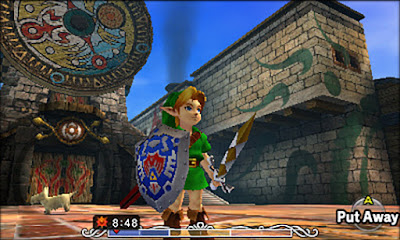 The Legend of Zelda: Majora's Mask 3D Screenshot 3