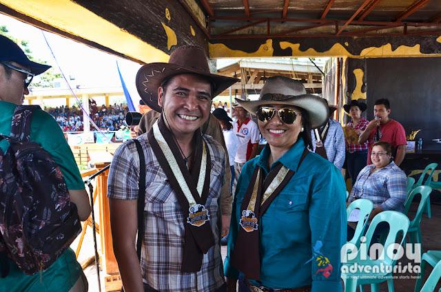 Masbate City Mayor Rowena Tuason