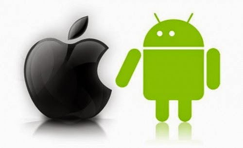 Android and iOS, smartphone market, dominate, IDC, International Data Corporation, iOS, Android, software, mobile, OS, smartphone, smartphones, Blackberry OS, Windows Phone,