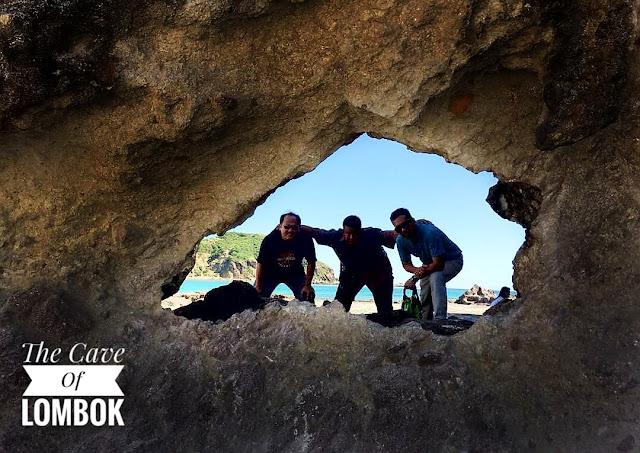 Cave Of Tanjung Aan