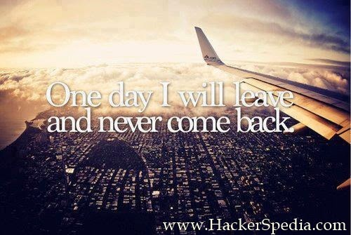 one day you miss
