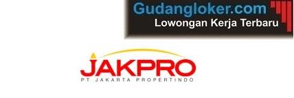 Lowongan Kerja PT Jakarta Propertindo Tahun 2019