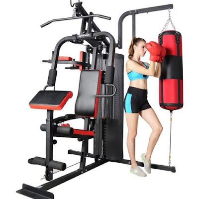 giàn tạ đa năng cho phòng gym