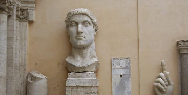 Constantino y la historia de Roma