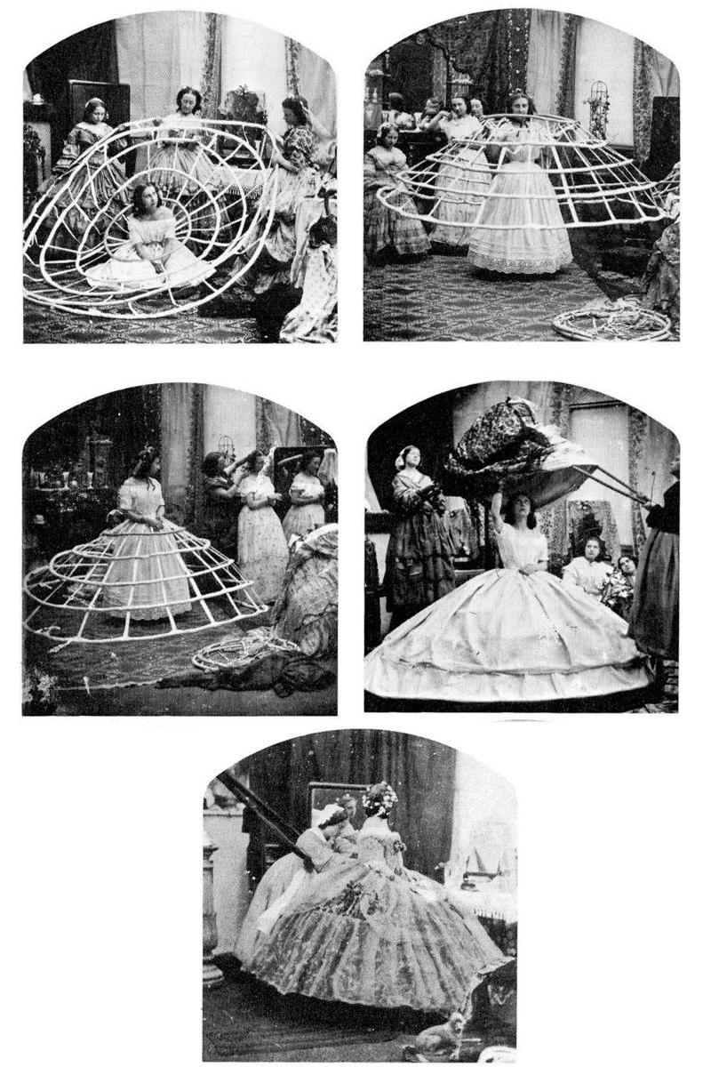 historia fotografii modowej