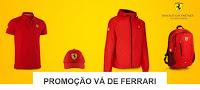 Promoção Postos Shell 2017 Vá de Ferrari