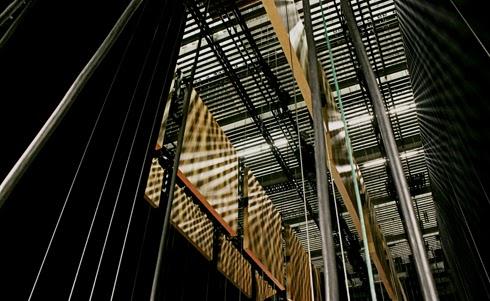 Esplanade Interior Fly Tower 2 Editing Luke
