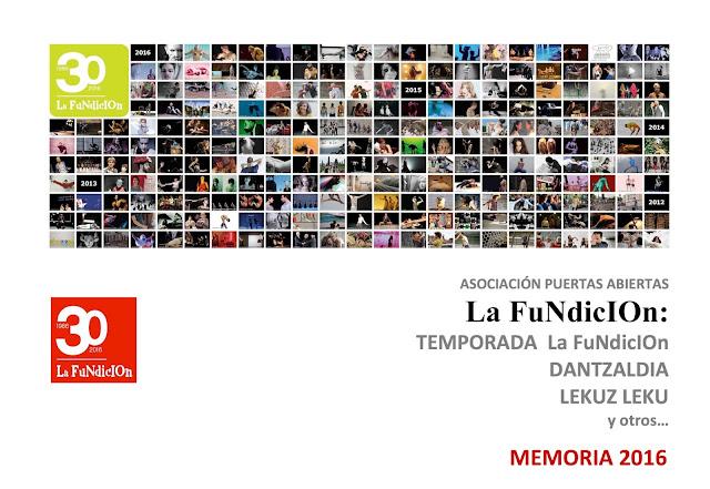 La fundicion bilbao for Sala fundicion programacion
