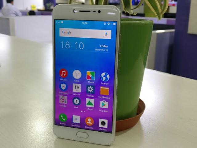 merupakan smartphone besutan dari negeri tirai bambu yang kini sedang mencuat drastis pen Tutorial Terlengkap Memperbaiki Vivo V5 Yang Bootloop Dijamin Sukses