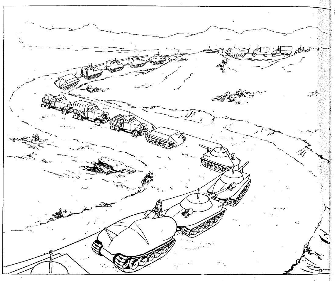 Atomic Skies Atomic Powered Tanks Part 1