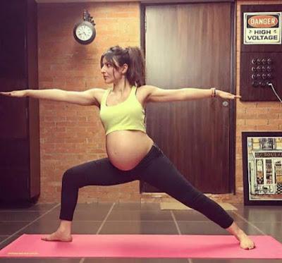 Soha Ali Khan Pregnant
