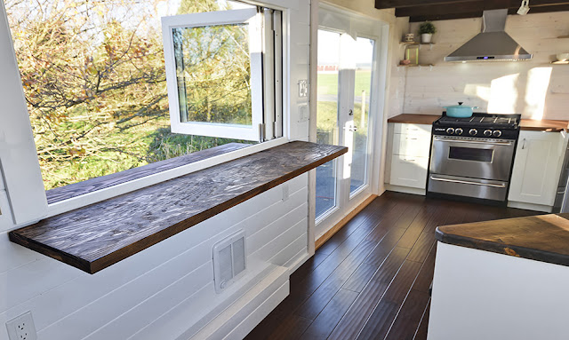 Mint Tiny House Company Custom Home