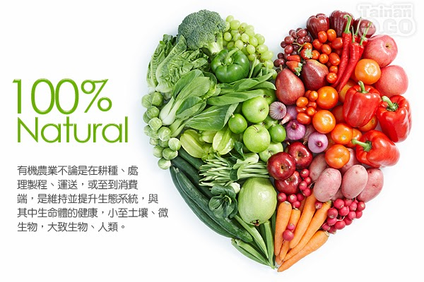 Richards Health Club: 有機蔬菜好處多多!!!