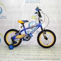 Sepeda Anak WIMCYCLE DRAGSTER BMX 16 Inci
