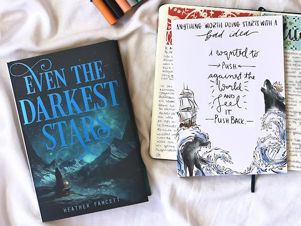 [Rezension] Even the Darkest Stars – Heather Fawcett
