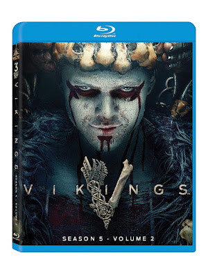 Vikings Season 5 Volume 2 Bluray