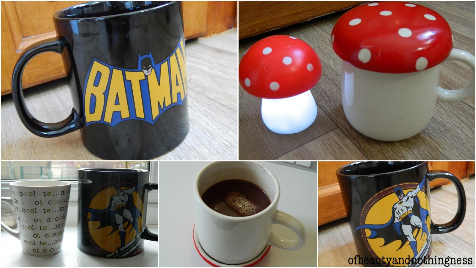 Unisex Christmas Gift Ideas: Mugs And USB's.... • Of