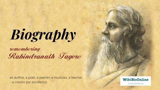 Rabindranath Tagore Biography, Wiki, Bio, DOB, Death, Photos
