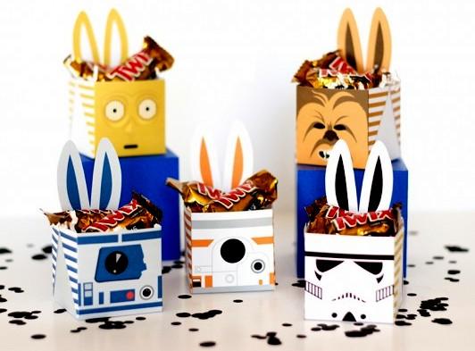 ¡Pascua a lo Star Wars!
