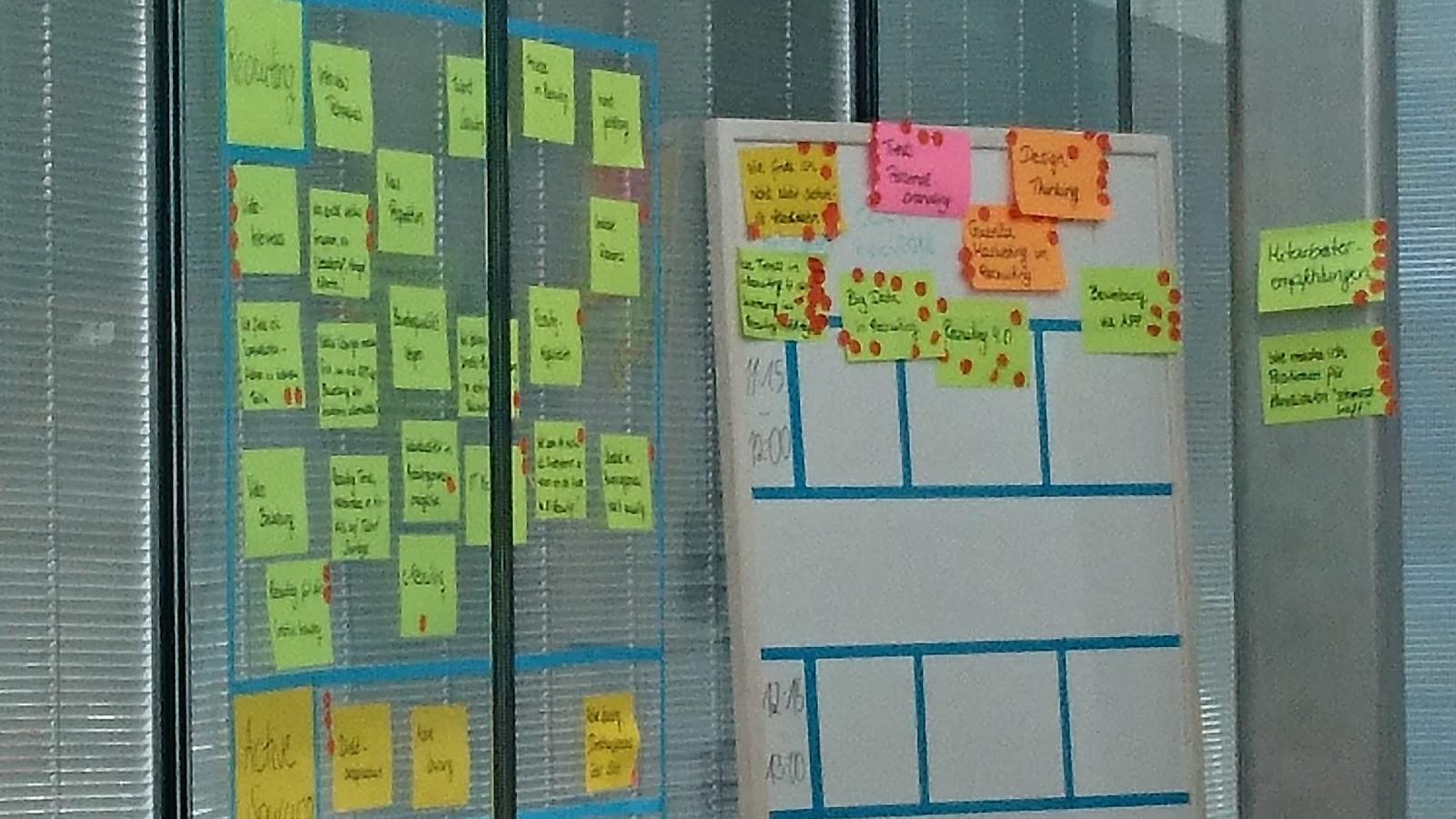 Bewerbung via App 2. Big Data im Recruiting / Recruiting 4.0 3. Design  Thinking 4. Guerilla Marketing im Recruiting / Positionen für Kandidaten ...