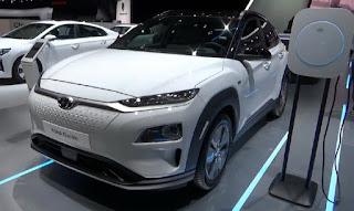 MAGAZIN CAR DESIGNS: OFFICIAL NEW MODEL FROM HYUNDAI SUV KONA 2019
