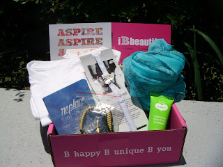 The Abcd Diaries Ibbeautiful A Monthly Box Of