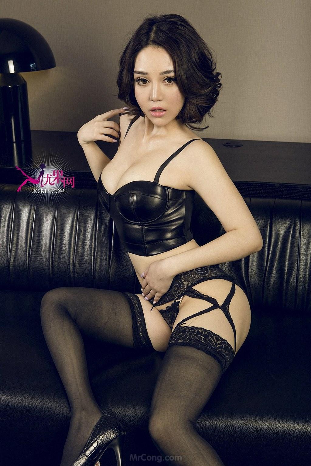 Image MrCong.com-UGIRLS-U146-Wang-Er-Lin-018 in post Mê mẩn với thân hình hoàn hảo của người đẹp Wang Er Lin (王尔琳) trong bộ ảnh UGIRLS 146