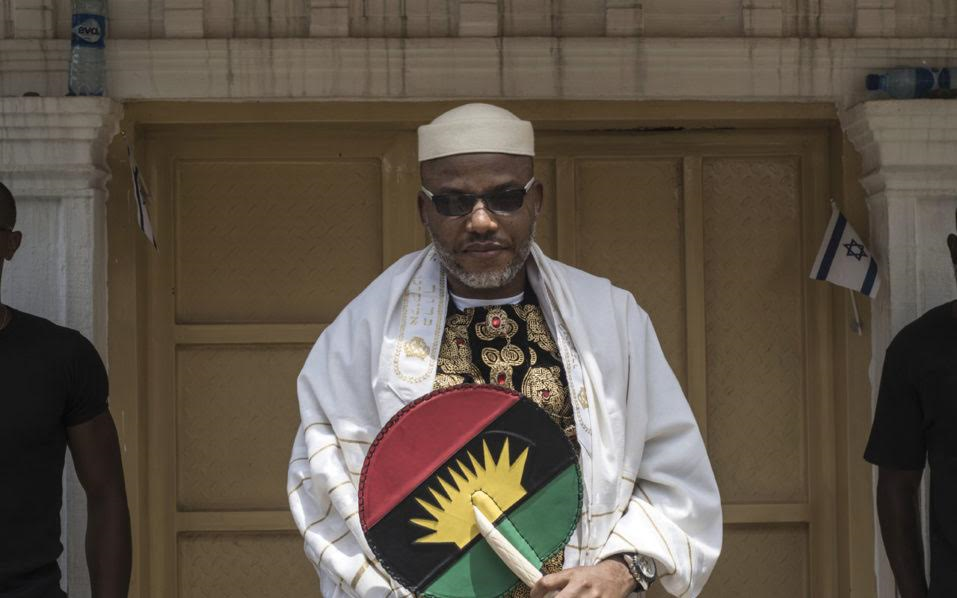 The IPOB Indigenous Leader, Nnamdi Kanu says we want Biafra because Nigeria is not functioning and can never function.