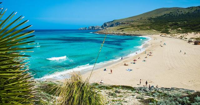 Cala Mesquida, Majorca - Balearic Islands (Spain)